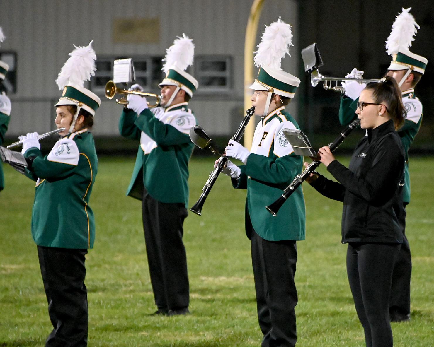 2020 Marching Band Showcase