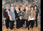 THE CLASS OF 1969 were the youngsters at the recent 50+ year reunion for Pinconning and St. Michael's High Schools. The event, held again this year at the CheeseHouse banquet facility. Over 275 grads and spouses attended the event            --Journal Photo