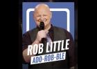 Comedian Rob Little