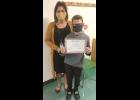 5th Grade PAL Ryan Bonem.                    --Courtesy Photo
