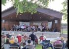 Rifle River Folk Strings  take the stage at the Pinconning Bandshell on August 4th for a Tuesdays in the Park Concert.                                   --Courtesy Photo
