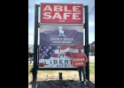 Smoky Ridge Outfitters, LLC, founded by Derek LaBean, opens its first retail location inside Able Safe on M13 in Pinconning,  --Courtesy Photo