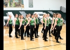 THE PHS WINTER DANCE TEAM, performs at a recent event.  --Courtesy Photo