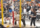 The first Lady Spartan to compete in power lifting, had a total weight of 305, qualifying for State competition at the JV level.  --Courtesy Photo submitted by Jason Brazeau
