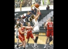 The Pinconning Varsity Girls Basketball Team is winding down their regular season, riding a 12-5 record that represents the first winning season for the program since before some of the players were born, 17 years. They're in the hunt for a Conference Championship, in the district's first year in the Jack Pine Conference, for the first time in 27 years. They don't control their own destiny, thanks to two losses to conference foes during their 0-4 start to the season, needing to win all of their remaining J