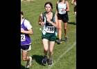 TRISTA SMERDON (shown earlier this season) of the Spartan Cross Country Team.                    --Journal Photo
